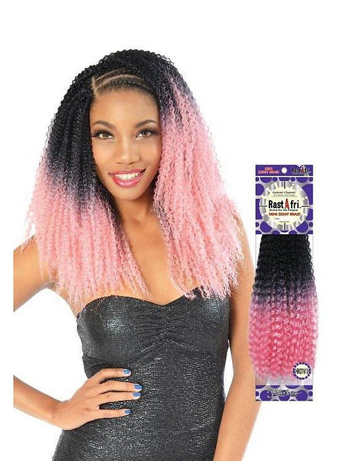 RASTAFRI ZIGGY BRAID SYNTHETIC BRAIDING HAIR
