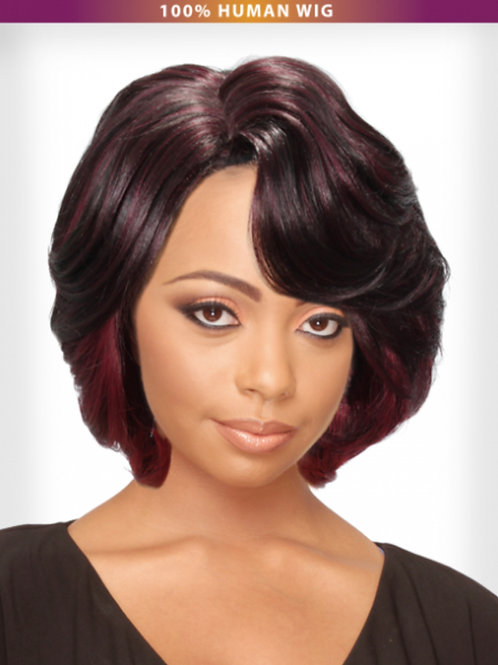 AGASSI WIG - Brazilian Remy 100% Human Hair - HW-Tanya