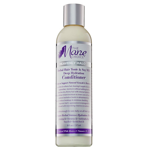 The Mane Choice® Heavenly Halo Herbal Hair Tonic & Soy Milk Deep Hydration Condi