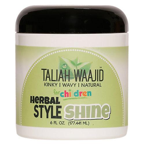 Taliah Waajid Kinky, Wavy, Natural Herbal Style &