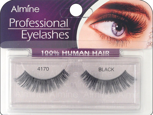 Almine Professional Eyelashes 100% human hair