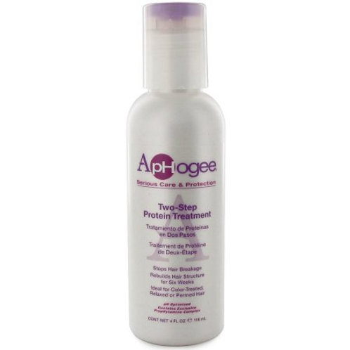 ApHogee Two-Step Protein Treatment, 4 oz.
