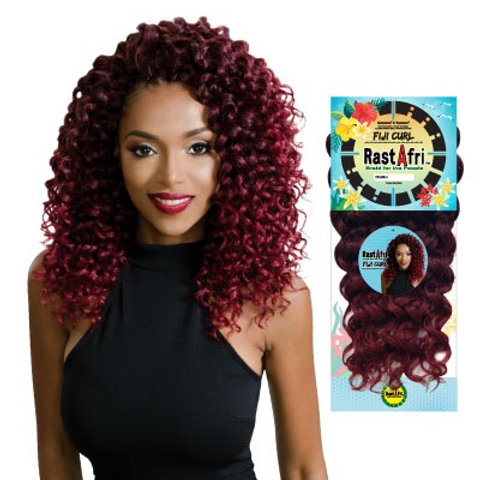 RastAfri- Fiji curl