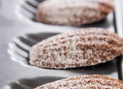 Cocoa Madeleine