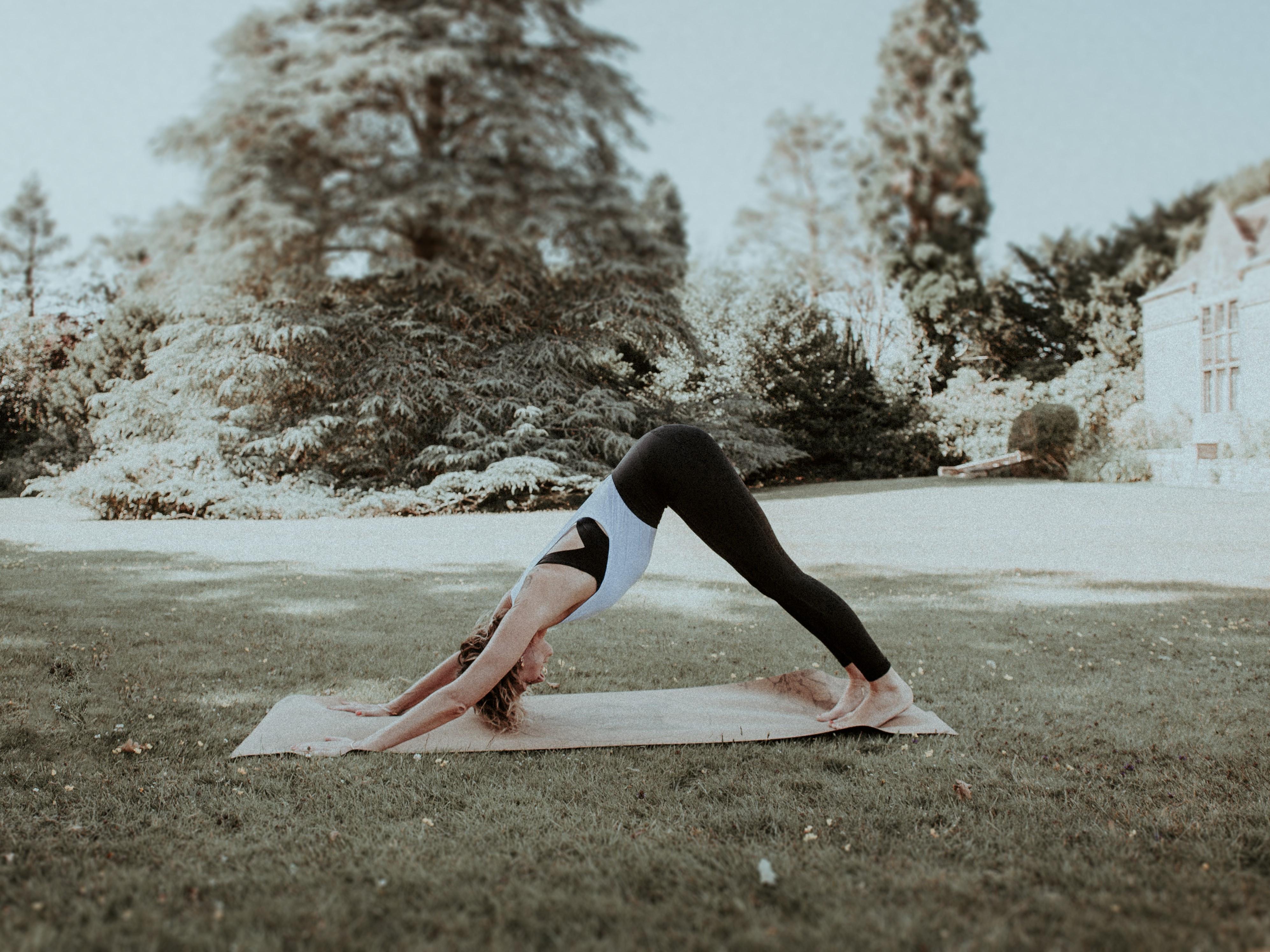 Yoga Flow 08:30-09:30 (Studio)