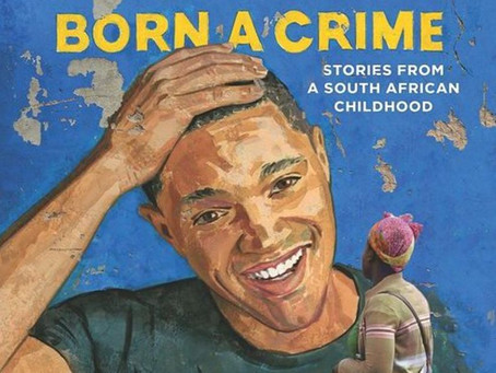 BH Audio Book Club #1: Born A Crime