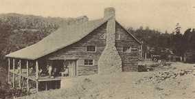 Early 1900s: Pole Bridge Camp Lodge
