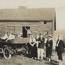 1916 Palmer Family Photo