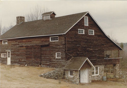 Barn in the 1970s or 80s
