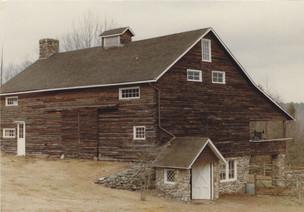 Later 1900s: Barn Used Minimally