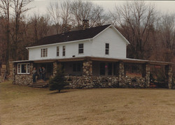 House in the 1970s or 80s