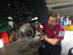 Steve Fry ASE Certified Technician