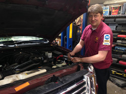 Vince Peterson ASE Master Technician