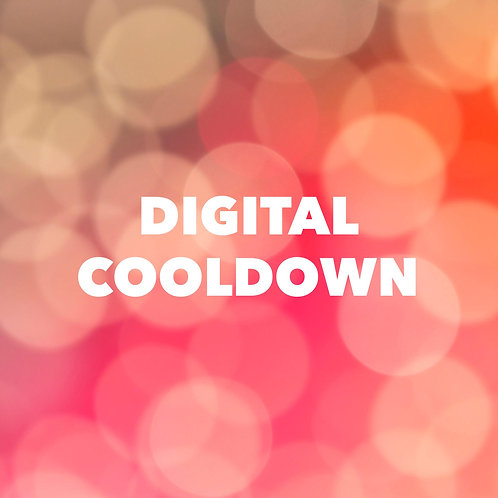 Digital Cooldown Course