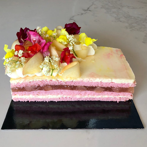 Champagne Cake (pick up only)