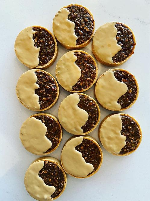 Dulcey Nut Tart - 4 pack (6cm)
