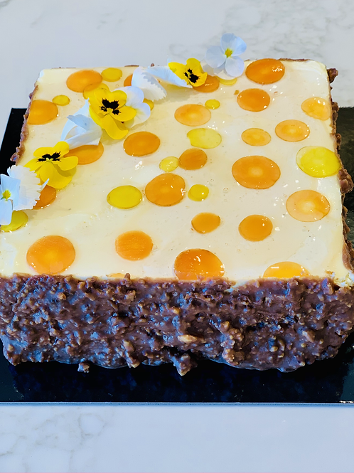 Heirloom Carrot Cake (pick up only)