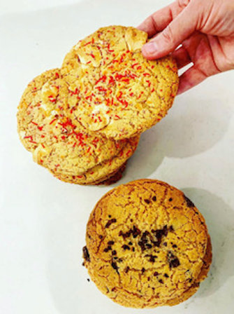 House made Cookie - 4 pack