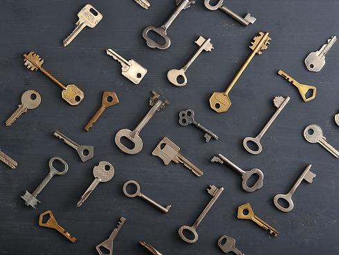 Schlüssel kopieren alte Schlüssel reparieren