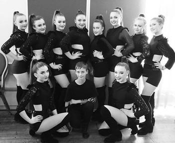 AJ Dance Seniors