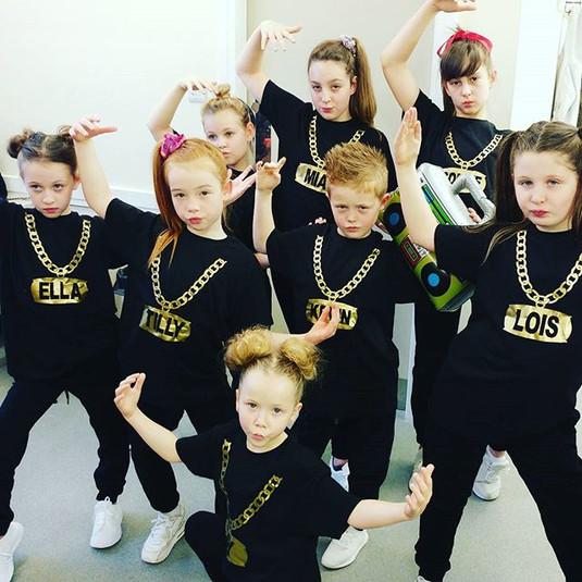AJ Dance - Mini AJ's