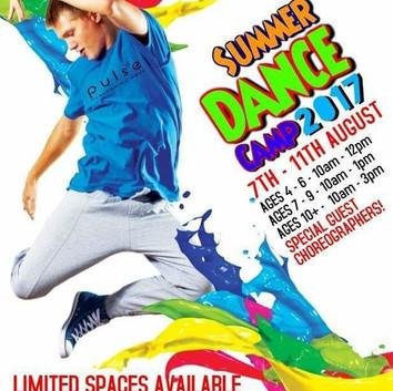AJ Dance - Summer Camp