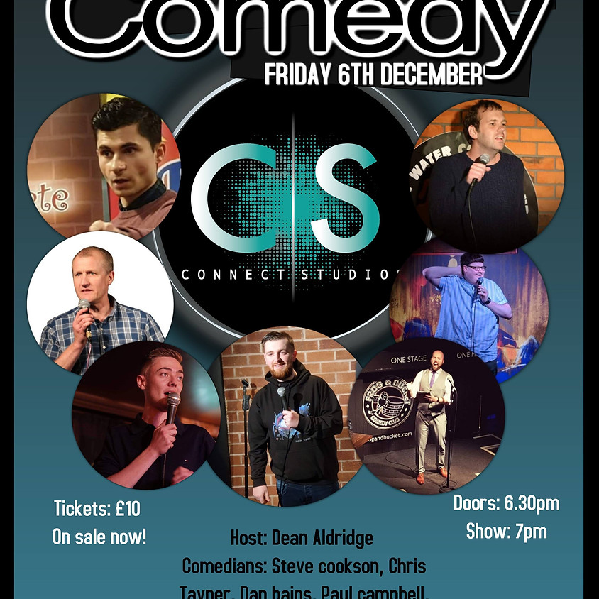 That's Laughing Comedy Night
