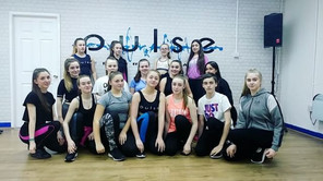 AJ Dance Senior Competition Group
