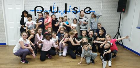 AJ Dance - Juniors