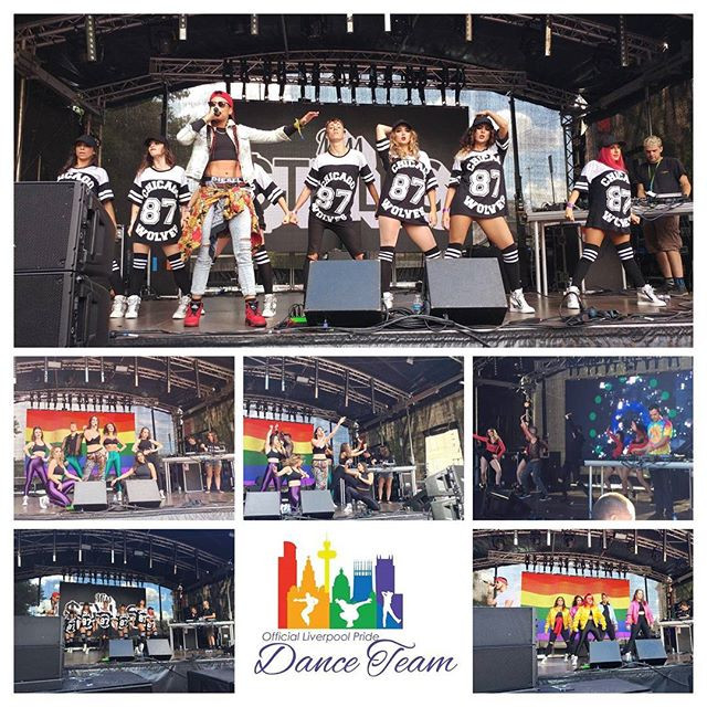 Liverpool Pride Main Stage