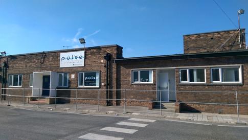 AJ Dance studio exterior