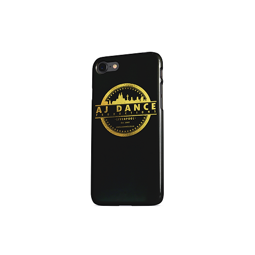 AJ Dance Mobile Phone Case