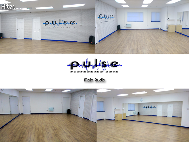 Our home, Pulse Performing Arts