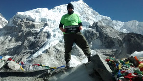 WHEN DANNY CLIMBED EVEREST!