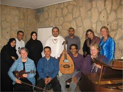 Master class in Saudi Arabia