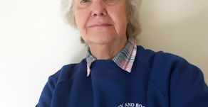 An interview with our longest standing volunteer, Anne