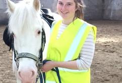Spotlight on a volunteer - Rachel Partridge