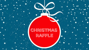 Roll up, Roll up - it's time for the RDA Christmas Raffle