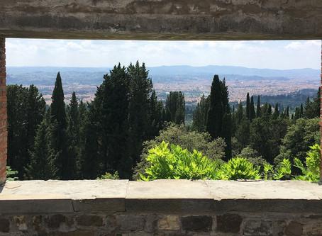 Castello Di Vincigliata - Florence, Italy