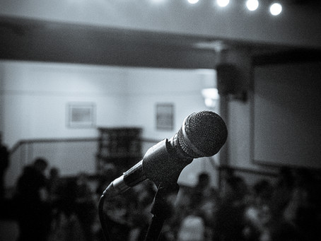 My guide to getting public gigs