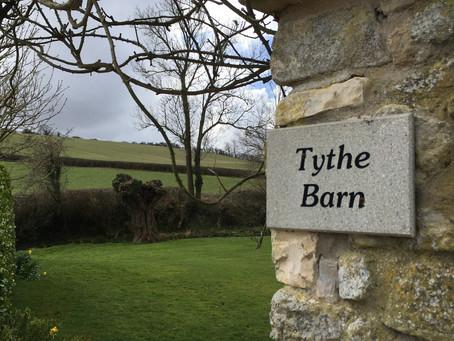 Priston Mill, Tythe Barn - 17/04/18