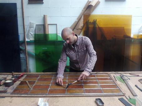 El arte de las vidrieras