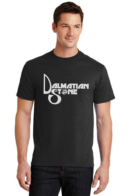 Men's T-Shirt (Dalmatian Stone Logo)