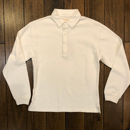 Mesquita off-white polo shirt