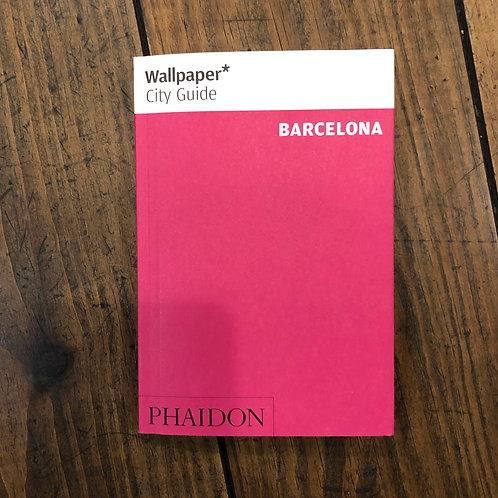 Wallpaper Barcelona City Guide