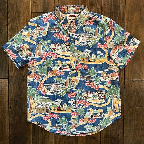 Peanuts in Hawai Tailored shirt