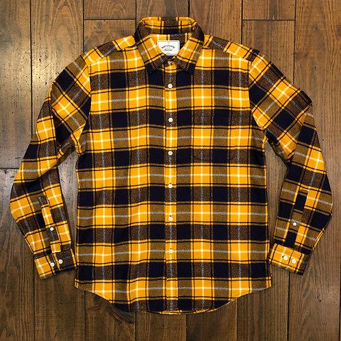 Park plaid flannel shirt