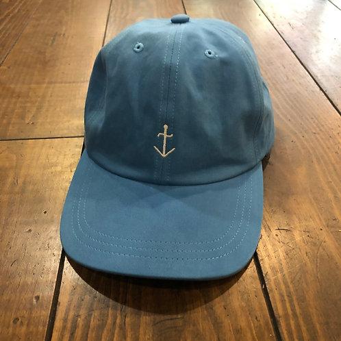 Santos blue cap