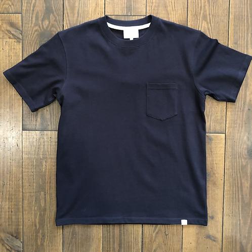 Heavy weight Navy T-Shirt