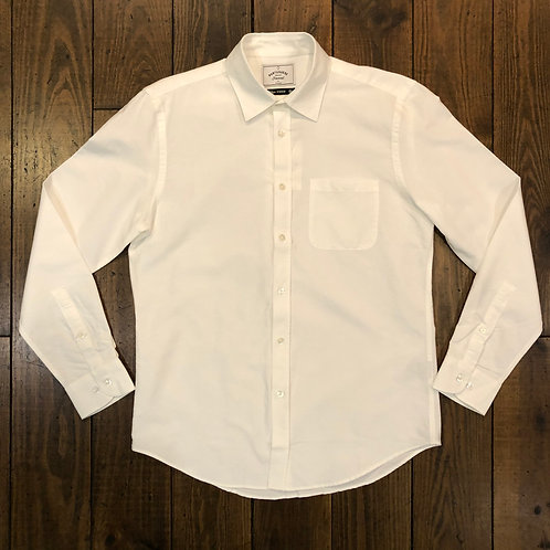 Belavista white oxford shirt